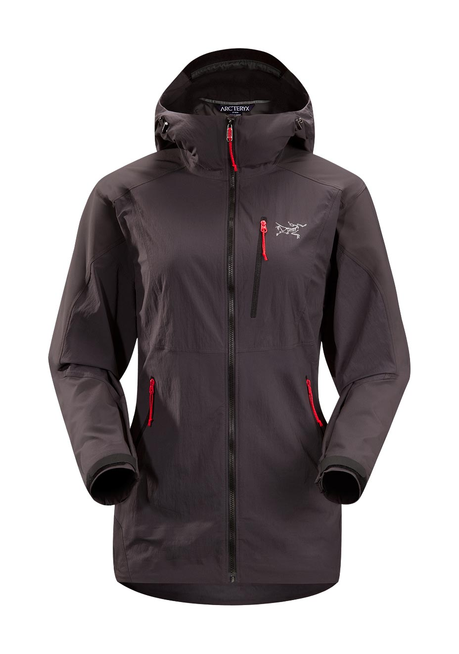 Arcteryx Jackets Women Carbon Copy Gamma SL Hybrid Hoody - New
