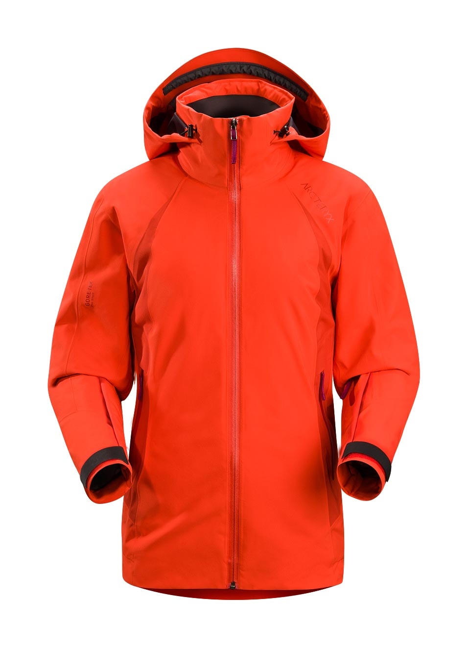 Arcteryx Jackets Women Poppy Moray Jacket