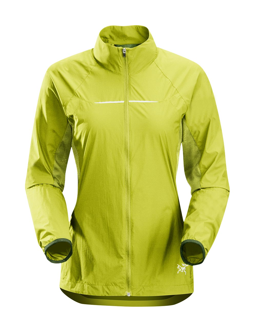 Arcteryx Jackets Women Chartreuse Cita Jacket - New
