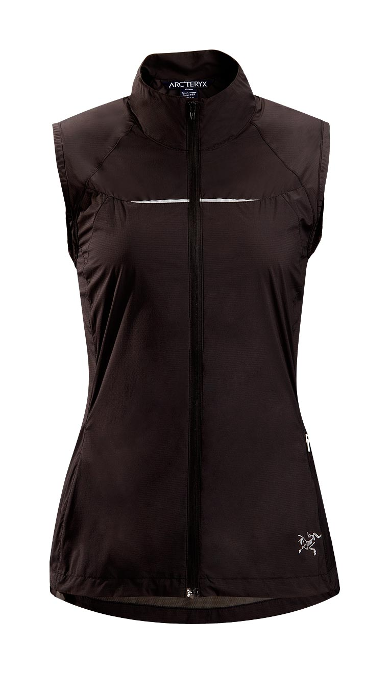 Arcteryx Jackets Women Black Cita Vest - New