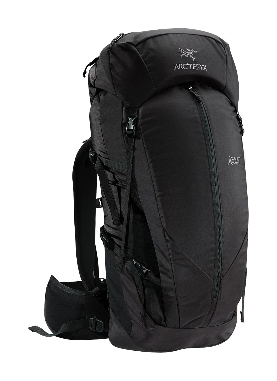 Arcteryx Women Black Kata 37 - New