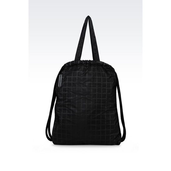 ARMANI BACKPACK