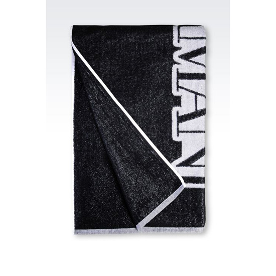 ARMANI BEACH TOWEL