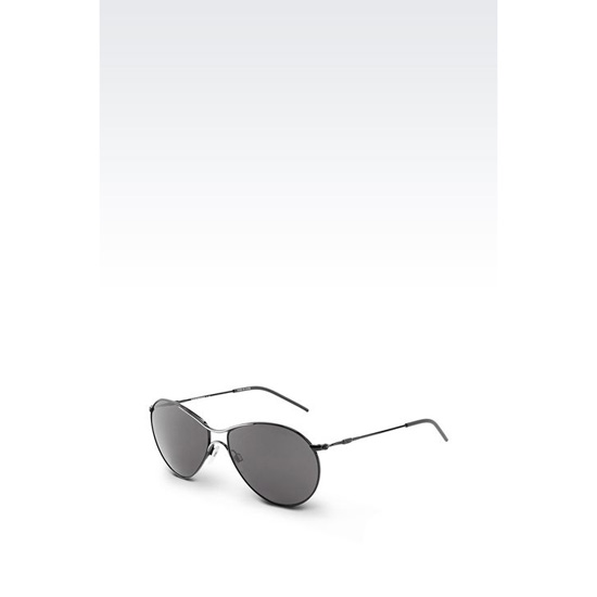 ARMANI METAL SUNGLASSES
