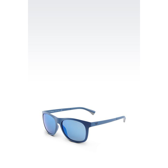 ARMANI SUNGLASSES WITH SQUARE LENSES