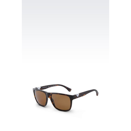 ARMANI SUNGLASSES WITH POLARISED LENSES