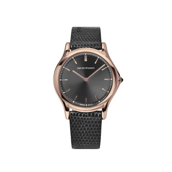 ARMANI SWISS MADE QUARTZ WATCH