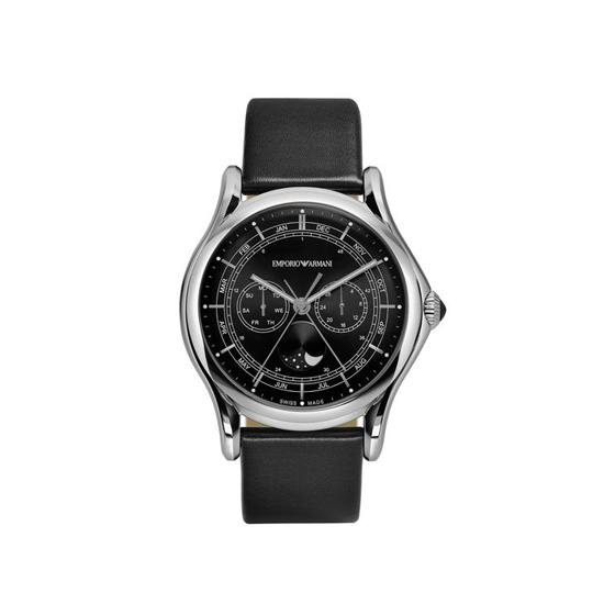 ARMANI SWISS MADE MOONPHASE WATCH