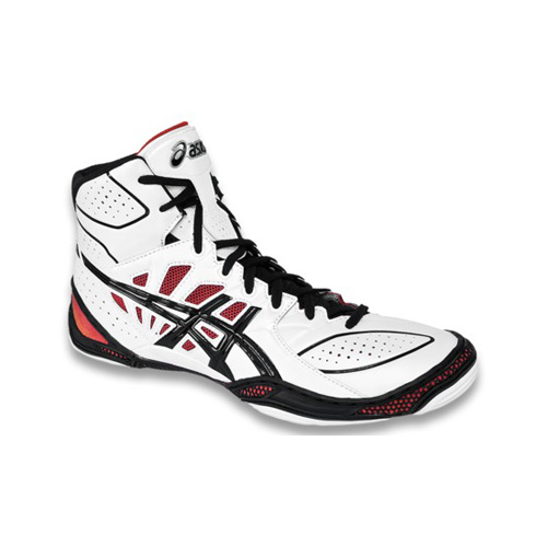 Men's ASICS LETHAL TESTIMONIAL™ 3 IT 9006 - Black/White/Blood