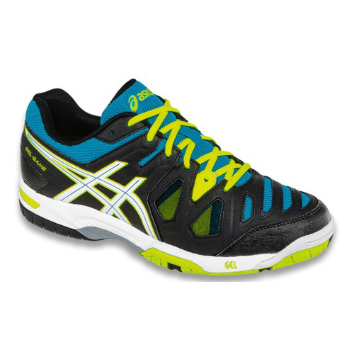Men's ASICS GEL-KAYANO 21 9001 - Black/White/Capri Breeze