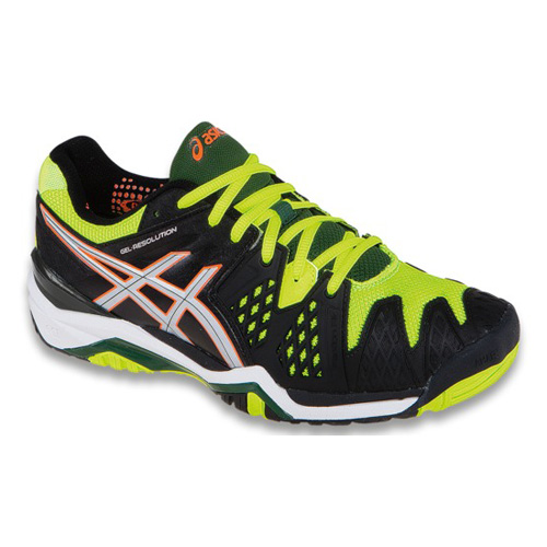 Men's ASICS GEL-KAYANO 21 5991 - Royal/Lightning/Flash Yellow