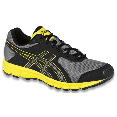 Men's ASICS 33-DFA™ 6390 - Mallard/Black/Flash Yellow