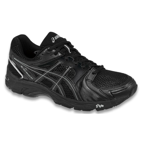Men's ASICS GEL-VENTURE® 4 9032 - Charcoal/Black/Orange