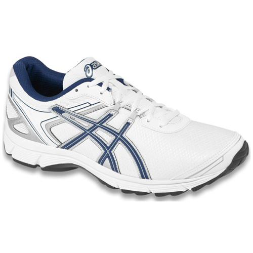 Men's ASICS GEL-VOLLEYCROSS® REVOLUTION MT 0190 - White/Black/Silver