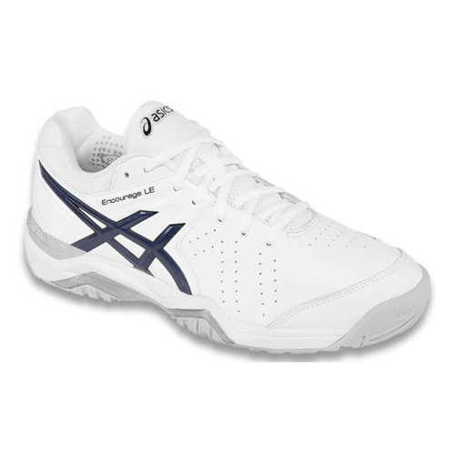 Men's ASICS GEL-GAME® 5 0199 - White/Onyx/Chinese Red
