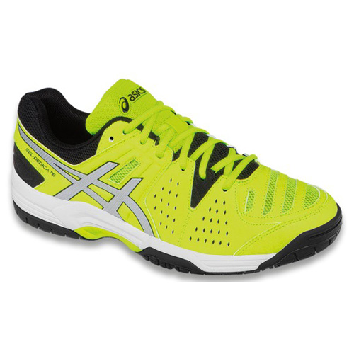 Men's ASICS GEL-GAME® 5 9901 - Onyx/White/Atomic Blue