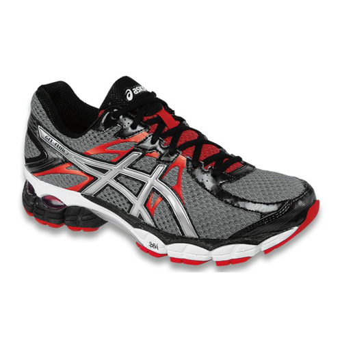 Men's ASICS GEL-EXALT™ 2 LITE-SHOW™ 9093 - Black/Silver/Flash Yellow