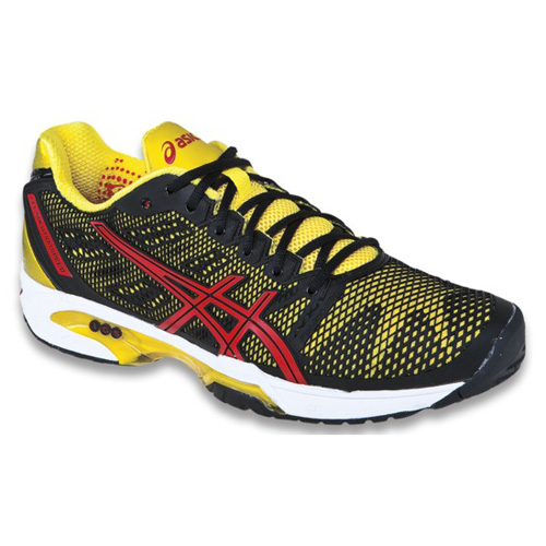 Men's ASICS GEL-INTENSITY® 3 9799 - Titanium/Onyx/Red