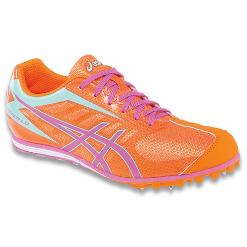 Women's ASICS GEL-NOOSA TRI™ 10 4907 - Navy/Flash Yellow/Hot Pink
