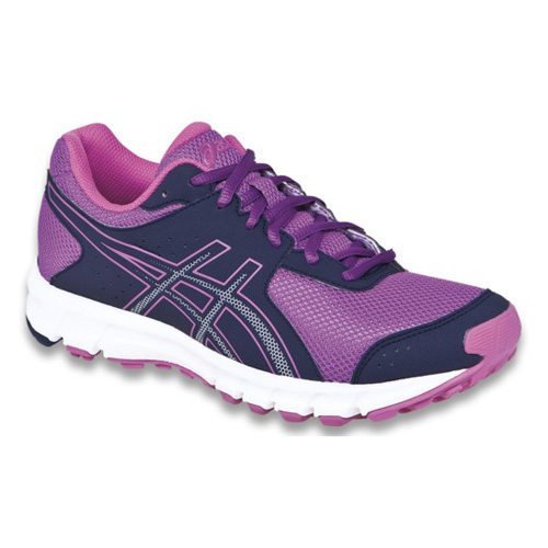 Women's ASICS GEL-NIMBUS® 16 4307 - Ice Blue/Flash Yellow/Purple