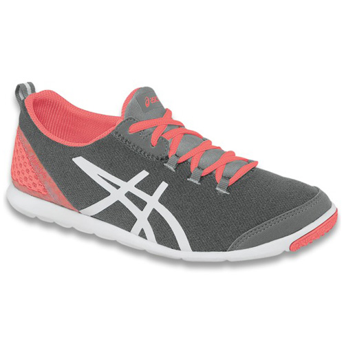 Women's ASICS METROLYTE™ 7164 - Heather Grey/Mint/White