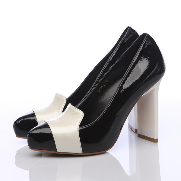 Prada Sheepskin Leather 100mm Pump PD297 Black