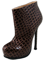 YSL Tribute Stone lines Boot