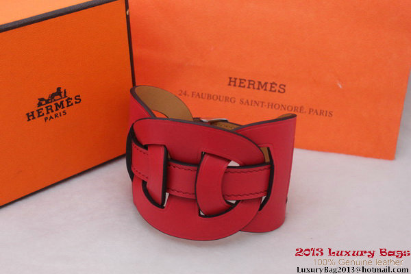 Hermes Genuine Leather Bracelet H1149_1