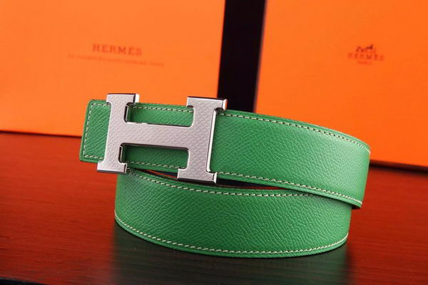 Hermes Belt H3055S Green