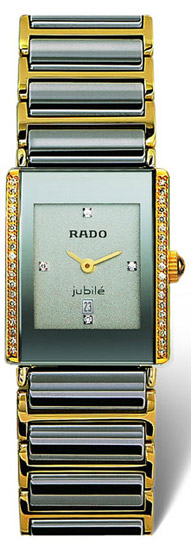 Rado Integral Series Midsize Quartz Unisex Watch R20338752