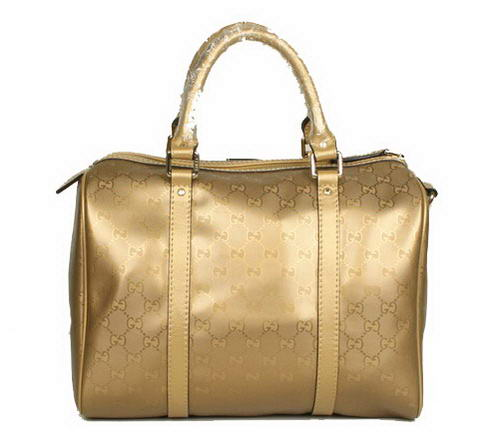 Gucci Joy Boston Bag 193603 Gold