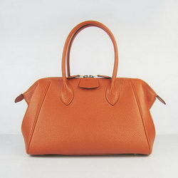 Hermes Paris Bombay Bag Orange