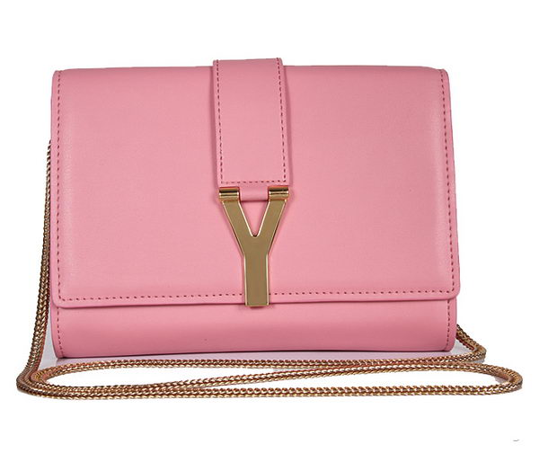 Yves Saint Laurent Chyc Small Travel Case 311215 Pink