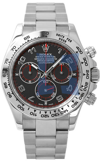 Rolex Daytona Series Automatic Mens Wristwatch 116509B