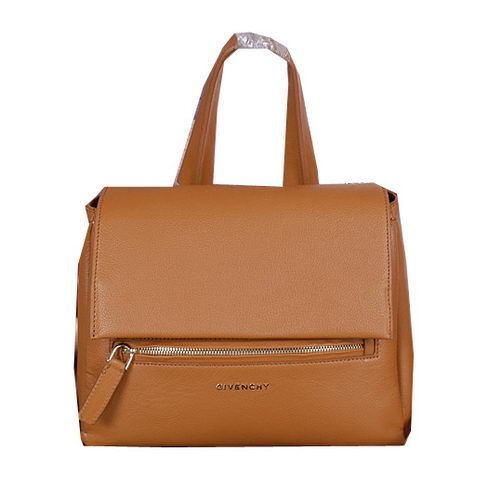 Givenchy Box Bag Grainy Leather G8670 Wheat