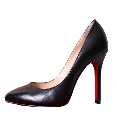 Christian Louboutin Red Sole Shoes Pigalle 10cm Nappa Leather Shoes