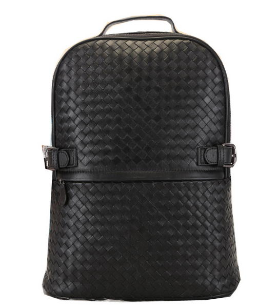 Bottega Veneta Drawstring Backpack BV7109 Black