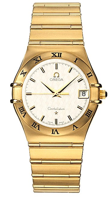 Omega Constellation Classic Series Mens Wristwatch-1112.30.00