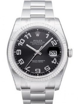 Rolex Datejust Watch 116234K