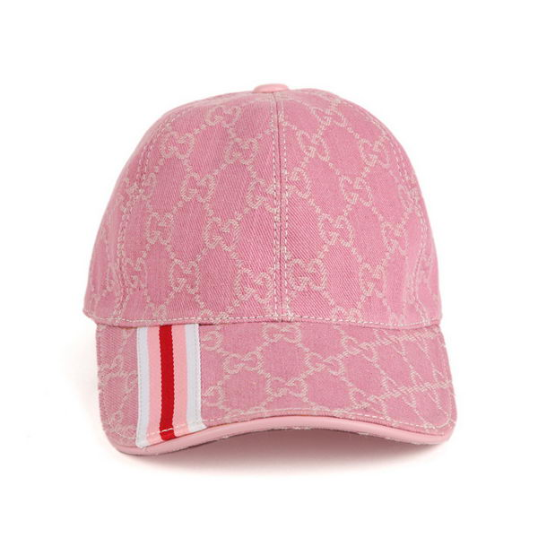 Gucci Hat GG30 Pink