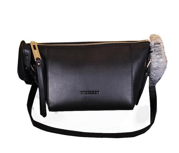 BurBerry Small Smooth Leather Crossbody Bag 38876772 Black