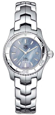 Tag Heuer Link Series Beautiful Ladies Quartz Watch-WJ1316.BA0573