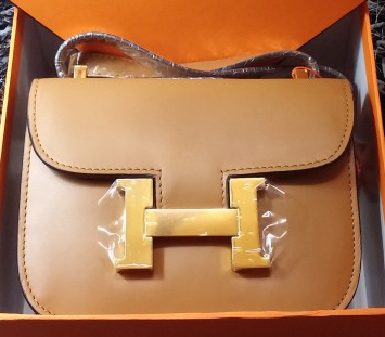 Hermes Constance Bag Smooth Leather H9999S Wheat
