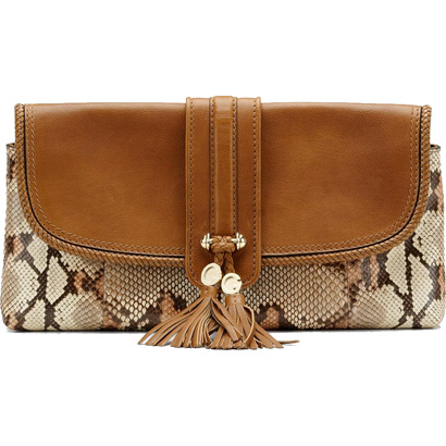 Gucci Marrakech Clutches Honey 257030 Camel Brown