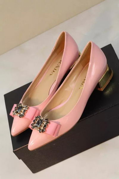 Prada Pump Patent Leather PD398 Pink
