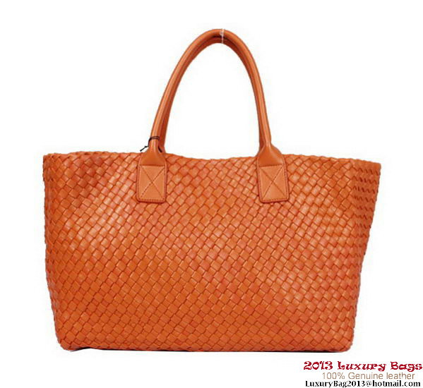Bottega Veneta Cabat Tote Bag BV5211 Orange