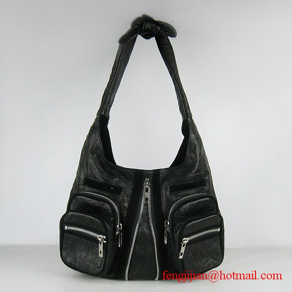 Alexander Wang Donna Hobo Bag Black 63470