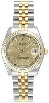 Rolex Datejust Lady 31 Watch 178273F
