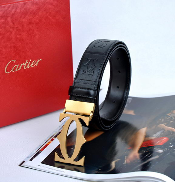 Cartier New Surface Withhold Large Flower Belt RT0013A
