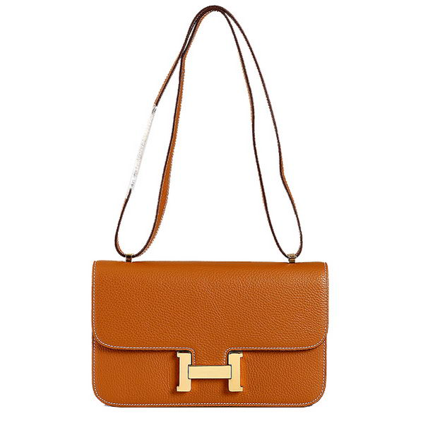 Hermes Constance Bag Wheat Grainy Leather 9999 Gold